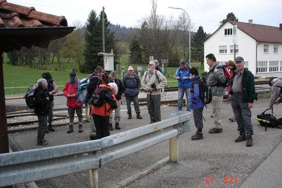 Schwäbische Alb Nordrandweg