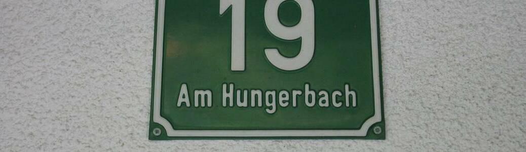 Am Hungerbach 19