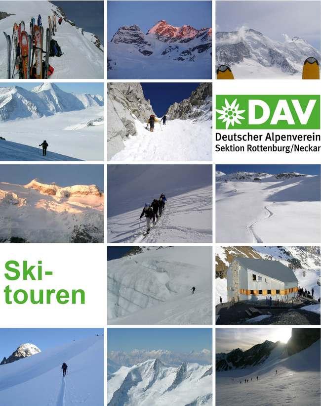 Alpenverein Rottenburg - Ski- und Wintertouren