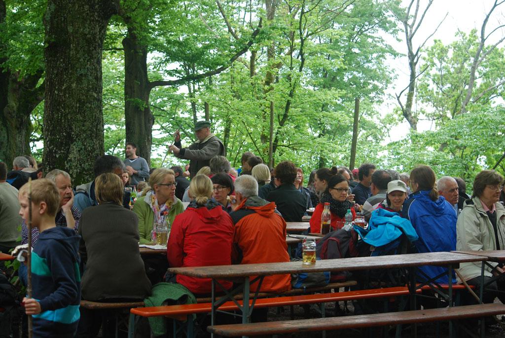 Erster Mai 2014 auf der Weilerburg