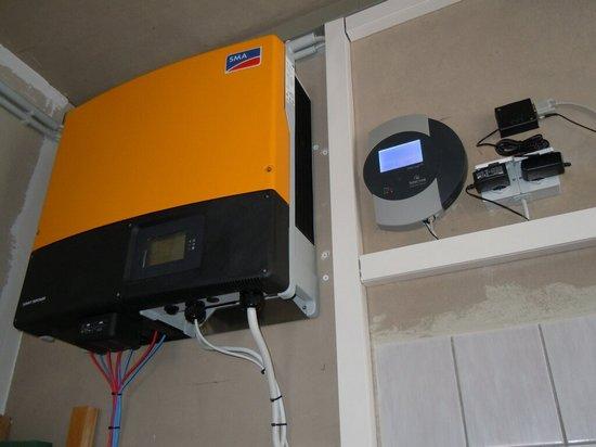 photovoltaik anlage alpenverein rottenburg. Black Bedroom Furniture Sets. Home Design Ideas