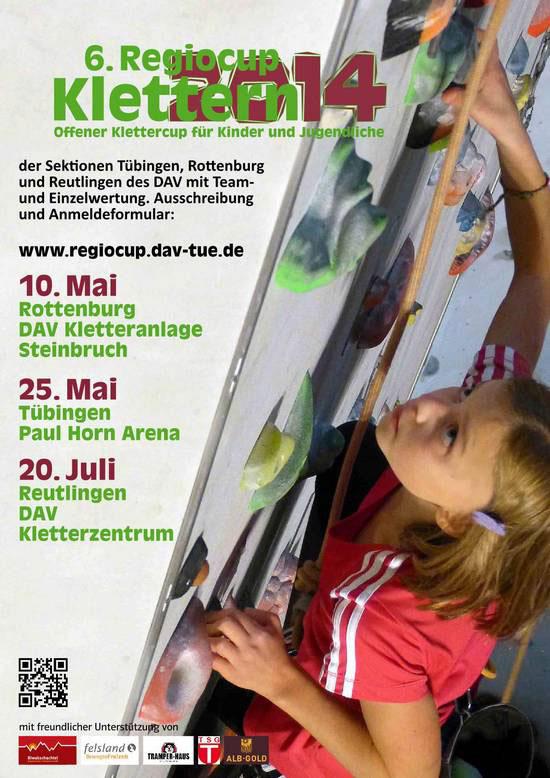 Regiocup Klettern 2014