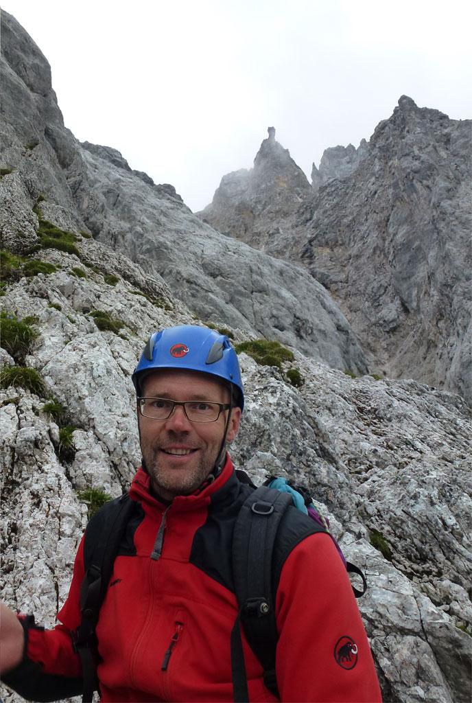 Unser Ausbildungsreferent Sebastian Mohr