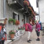 Start von Montroc nach Tour