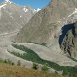 Glacier du Miage