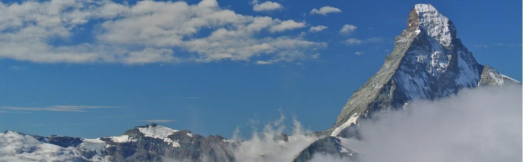 Sektionsabend DAV Rottenburg. Vom Genuss-Wandern im Wallis bis zur Hochtour in den Urner Alpen