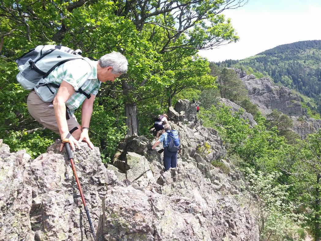 Kletterausrüstung Karlsruhe : Kraxeln und klettern am karlsruher grat alpenverein rottenburg