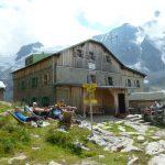 Greizer Hütte mit Sonne