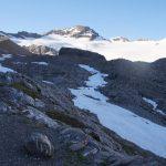 von der Hütte zum Gipfel