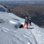 Abstieg Ortler Normalweg
