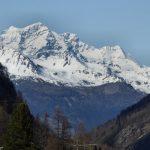 Der Gran Combin aus dem Val di Rhêmes