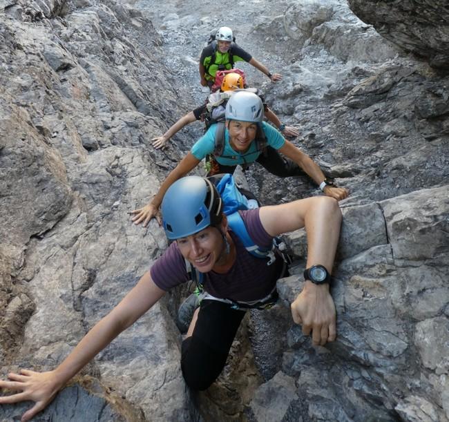 Aufstieg Dremelspitze