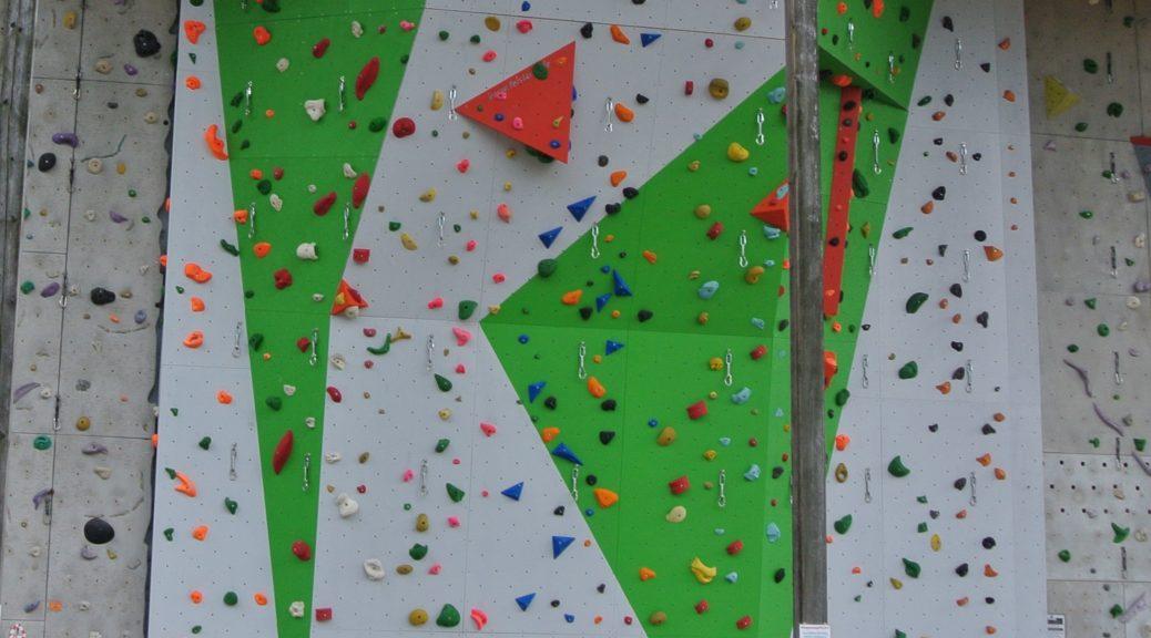 Kletteranlage-Neuer Teil