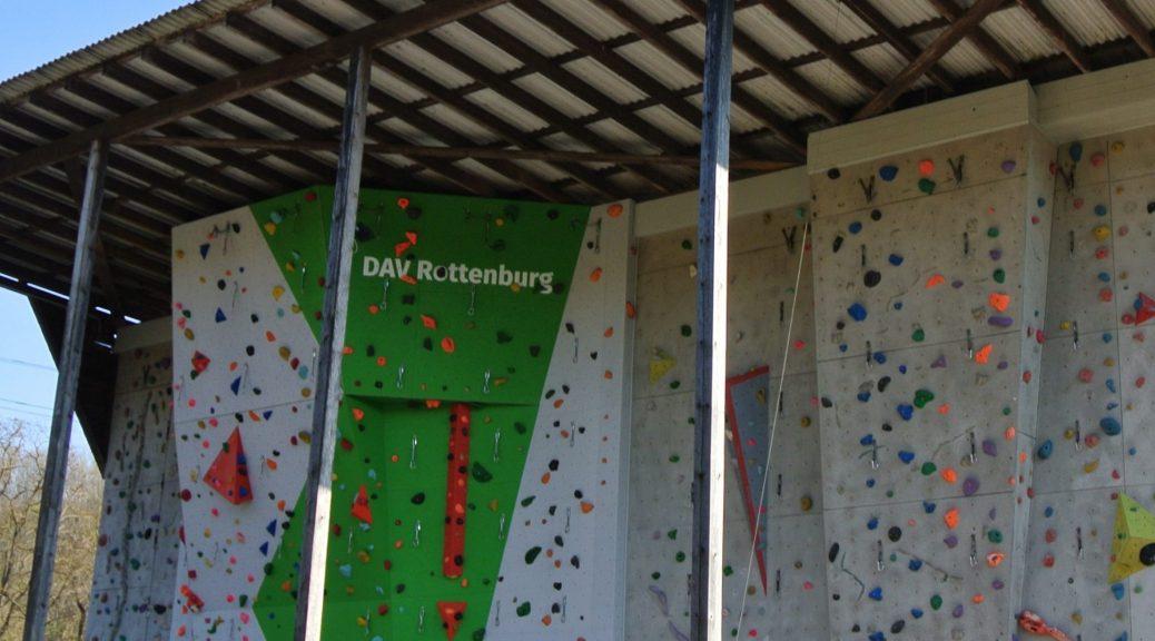 Kletteranlage-Wandübersicht